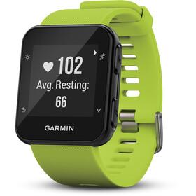 Garmin Forerunner 35 GPS Running Clock, limelight